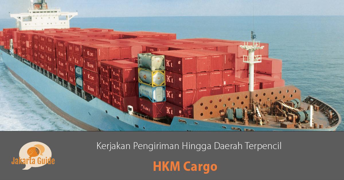 HKM Cargo: Kerjakan Pengiriman Hingga Daerah Terpencil
