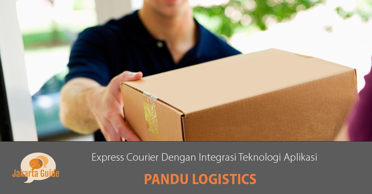 Pandu Logistics: Express Courier Dengan Integrasi Teknologi Aplikasi